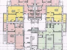 Дом А 1-й этаж