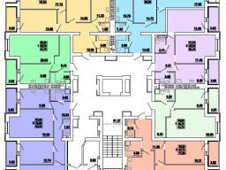 Дом №4   1 этаж