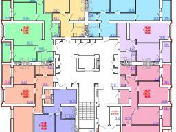 Дом №5   1 этаж