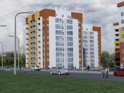 Дом №4 вид с ул. Балакирева