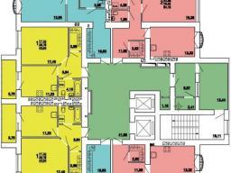 План 7 - 8 этажей