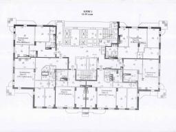Блок 1 14-25 этажи