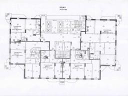 Блок 1 3-12 этажи