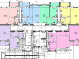 Дом №10 секция Б 1-й этаж