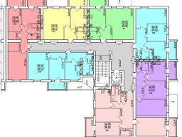 Дом №8 секция Б 2-9 этаж