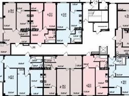 Дом №3   1-й этаж