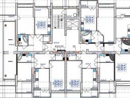 Секция А 8-й этаж