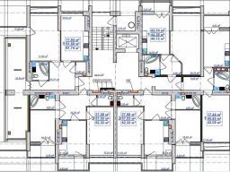 Секция А 9-й этаж