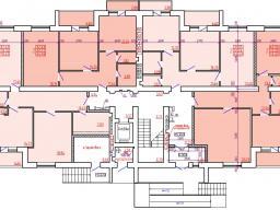 Дом №2 Секция В 1 этаж