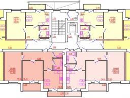 Дом №6 Секция Ж 2-9  этажи