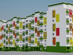 Дом №1 и №2 проектное решение