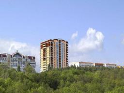 Вид с ул. Деревянко