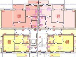 Дом №3 Секция Б 2-9 этажи